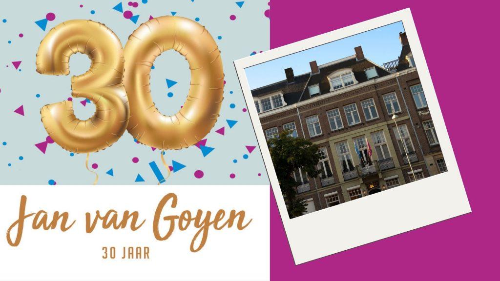 Jan van Goyen 30 years